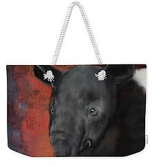 Asian Tapir Weekender Tote Bag
