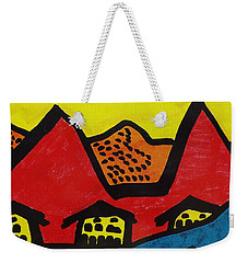 Asian Village  Weekender Tote Bag