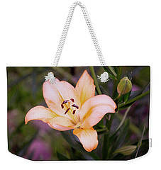 Asiatic Lilly Weekender Tote Bag