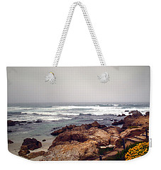 Asilomar Beach Pacific Grove Ca Usa Weekender Tote Bag