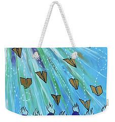 Ask Of Me Weekender Tote Bag