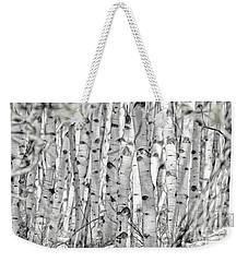 Aspen Forest Iv Weekender Tote Bag