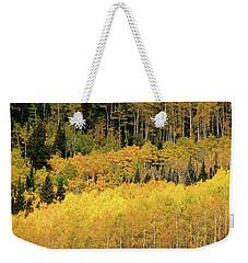Aspen Groves Weekender Tote Bag