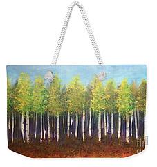Aspen Song Weekender Tote Bag