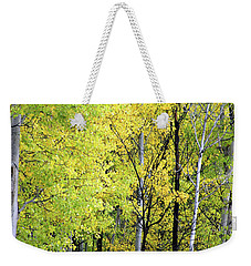 Aspen Splendor Weekender Tote Bag