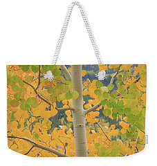 Aspen Watching You Weekender Tote Bag