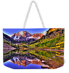 Aspen Wonder Weekender Tote Bag by Scott Mahon