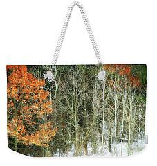 Aspens And Color Weekender Tote Bag
