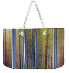 Aspens In Springtime Weekender Tote Bag