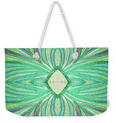 Aspirations Of Harmony Weekender Tote Bag by Rachel Hannah