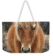 Assateague Island Horse Miekes Noelani Weekender Tote Bag