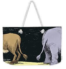 Asses Weekender Tote Bag