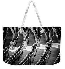 Assigned Seating Weekender Tote Bag