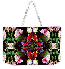 Assortment Of Flower  Weekender Tote Bag