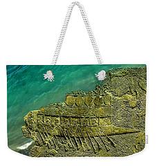 Assyrian Warship Weekender Tote Bag