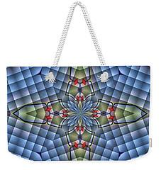 Aster Weekender Tote Bag by Lori Kingston