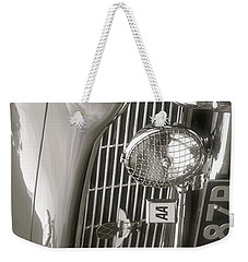 Aston Martin Db5 Smart Phone Case Weekender Tote Bag by John Colley