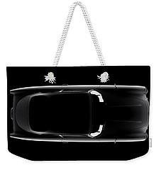 Aston Martin Db5 - Top View Weekender Tote Bag