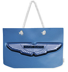 Aston Martin Weekender Tote Bag by Scott Carruthers