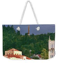 Astoria Oregon Weekender Tote Bag