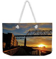 Astoria Riverwalk Weekender Tote Bag