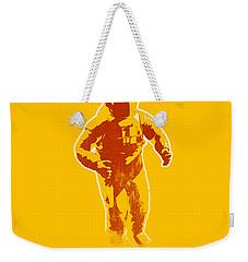Astronaut Graphic Weekender Tote Bag