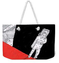 Astronaut X37b Weekender Tote Bag