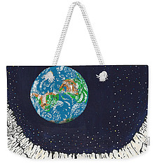 Astronaut's Point Of View Weekender Tote Bag