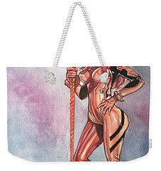 Asuka Langley Weekender Tote Bag