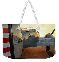 At-11 Sunrise Weekender Tote Bag