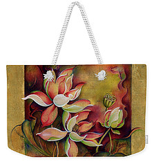 At A Family Wander Weekender Tote Bag