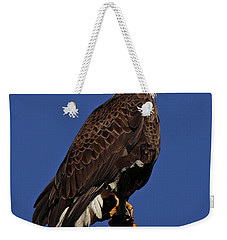At Attention Weekender Tote Bag