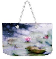 At Claude Monet's Water Garden 12 Weekender Tote Bag