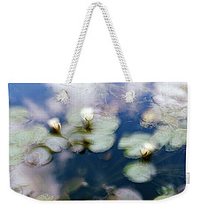 At Claude Monet's Water Garden 4 Weekender Tote Bag