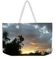 At Daybreak Weekender Tote Bag