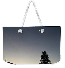 At Dusk Weekender Tote Bag by Jewel Hengen