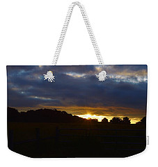 At First Light Weekender Tote Bag
