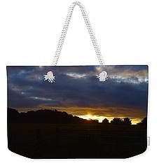 At First Light Weekender Tote Bag