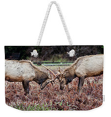 At Loggerheads Weekender Tote Bag