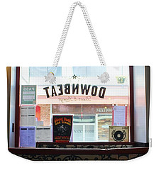 At Lunch Weekender Tote Bag by Craig Wood