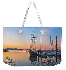 At Rest At Dawn Weekender Tote Bag