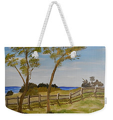 At Ruby's Bulli Weekender Tote Bag