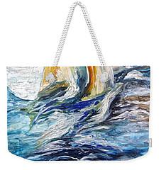 At Sea Weekender Tote Bag
