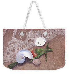 At Shore's Edge Weekender Tote Bag