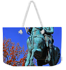 At The Battle Of Princeton Weekender Tote Bag
