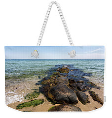 At The Beach On Martha's Vineyard Weekender Tote Bag