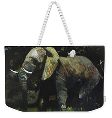 At The Edge Of The Forest Weekender Tote Bag