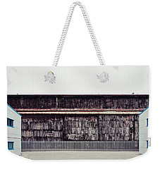 At The Edge Of Town Weekender Tote Bag
