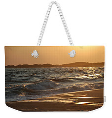 At The Golden Hour Weekender Tote Bag