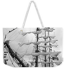 At The Pier Weekender Tote Bag
